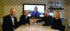 Samverkan med Svensk mediakonsult