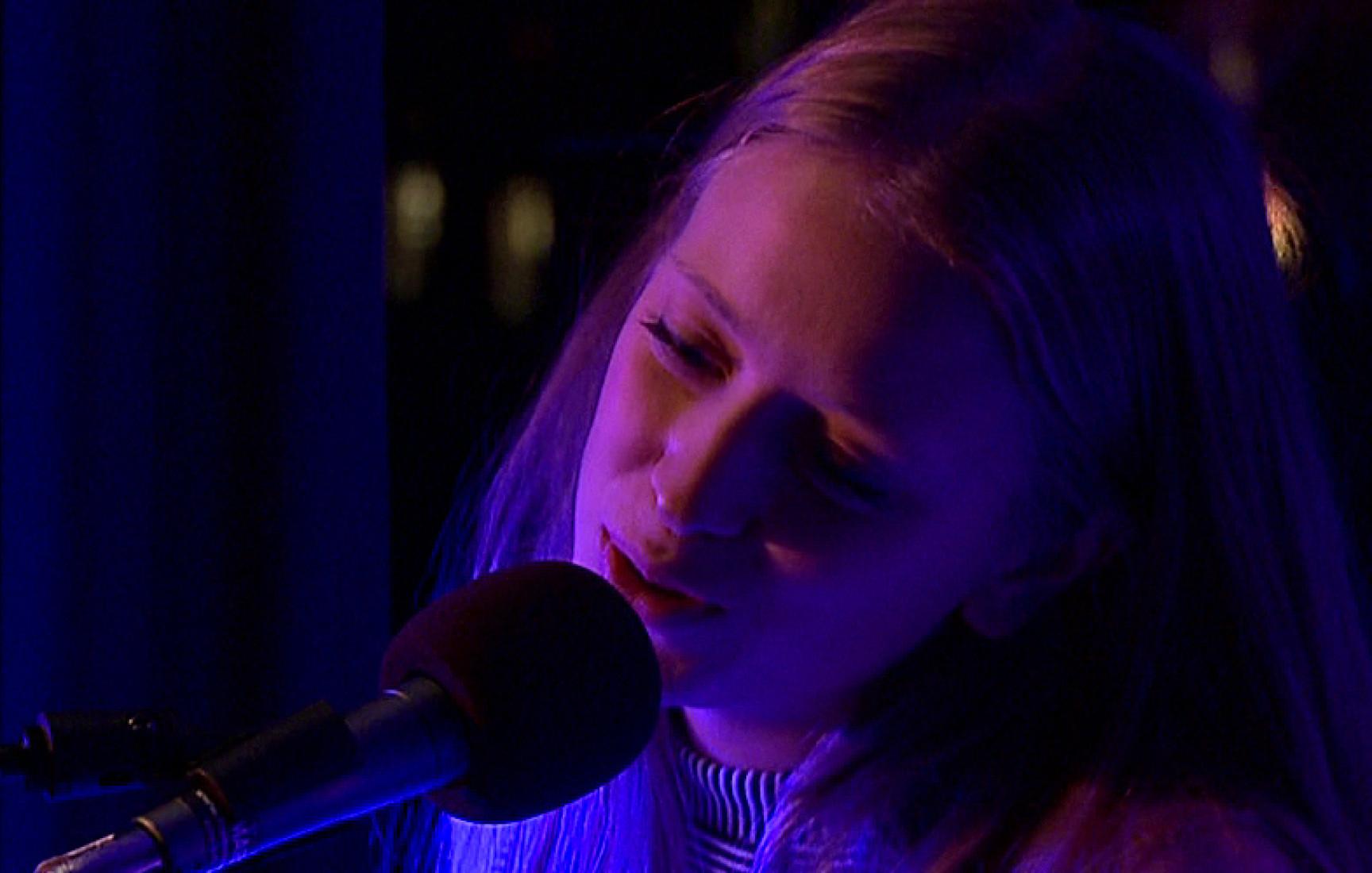 LIVE: Kristin Evegård och Ia Öberg