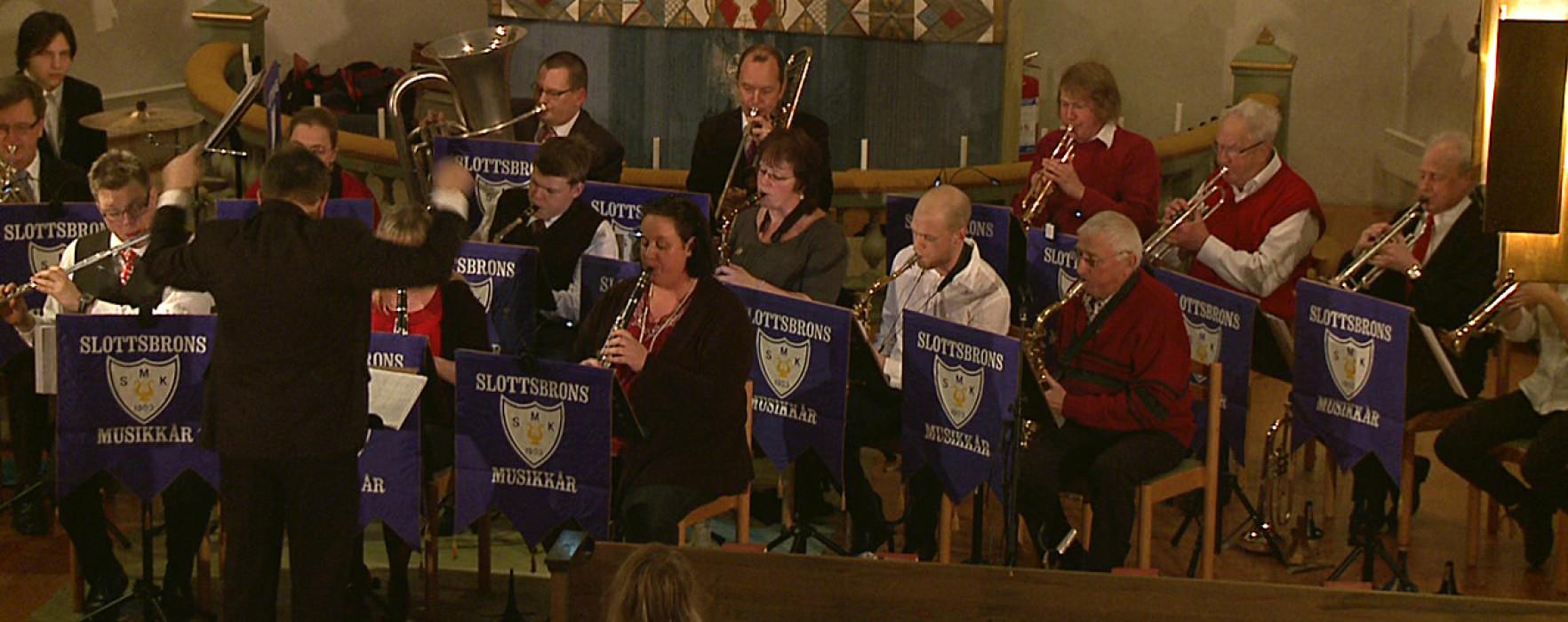 LIVE: Julkonsert i Östra Fågelviks kyrka