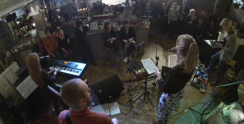 LARM konsert på Pace i Karlstad