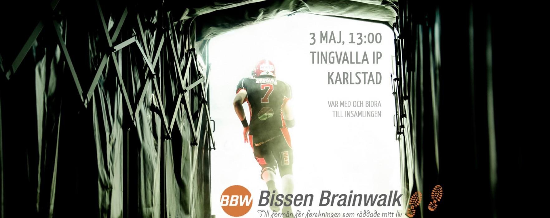Carlstad Crusaders välgörenhetsmatch