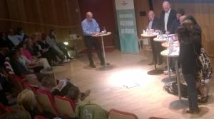 Glimt special: Politisk debatt om näringslivsfrågor