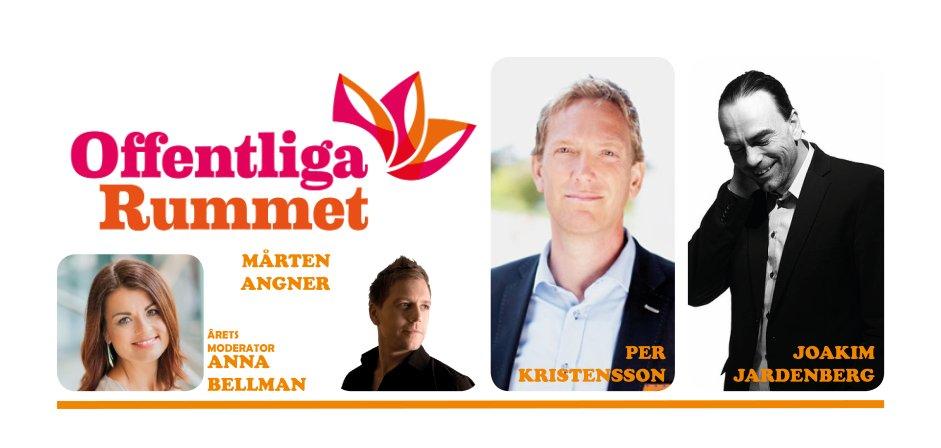 Offentliga Rummet 2014 Karlstad, KCCC 20-22 maj 2014