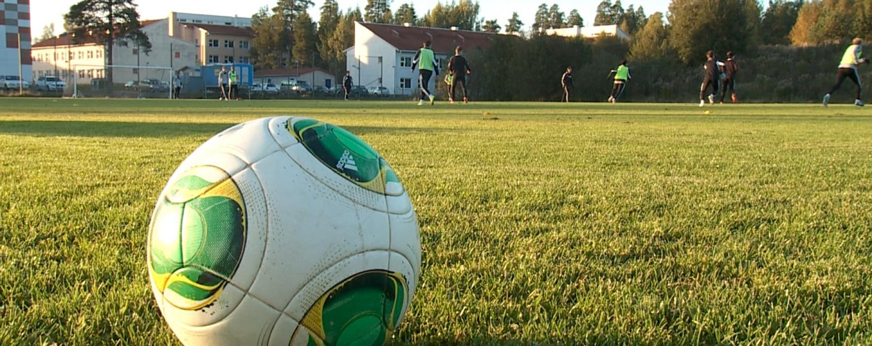 I'm Kingfisher och Carlstad United