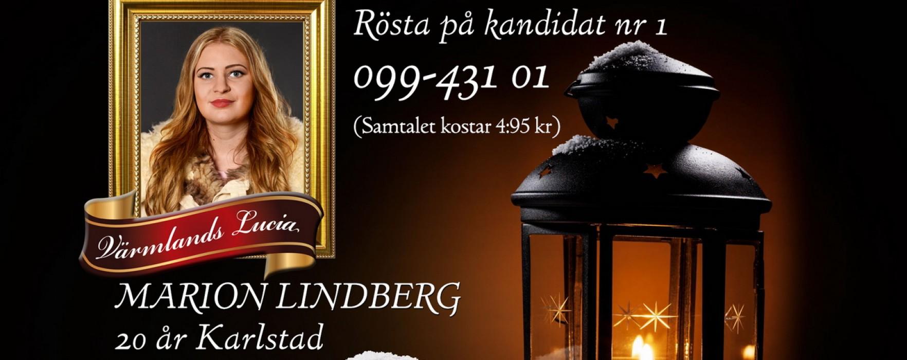 Värmlands Lucia 2014 – kandidaterna