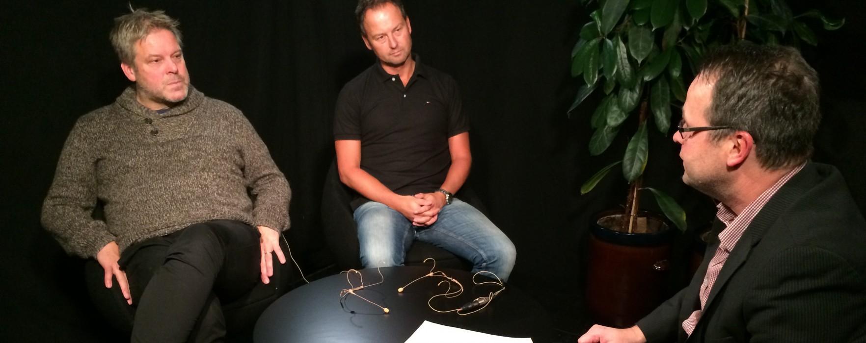 Glimt Sport – Thomas Fröberg och Jonas Rehnberg