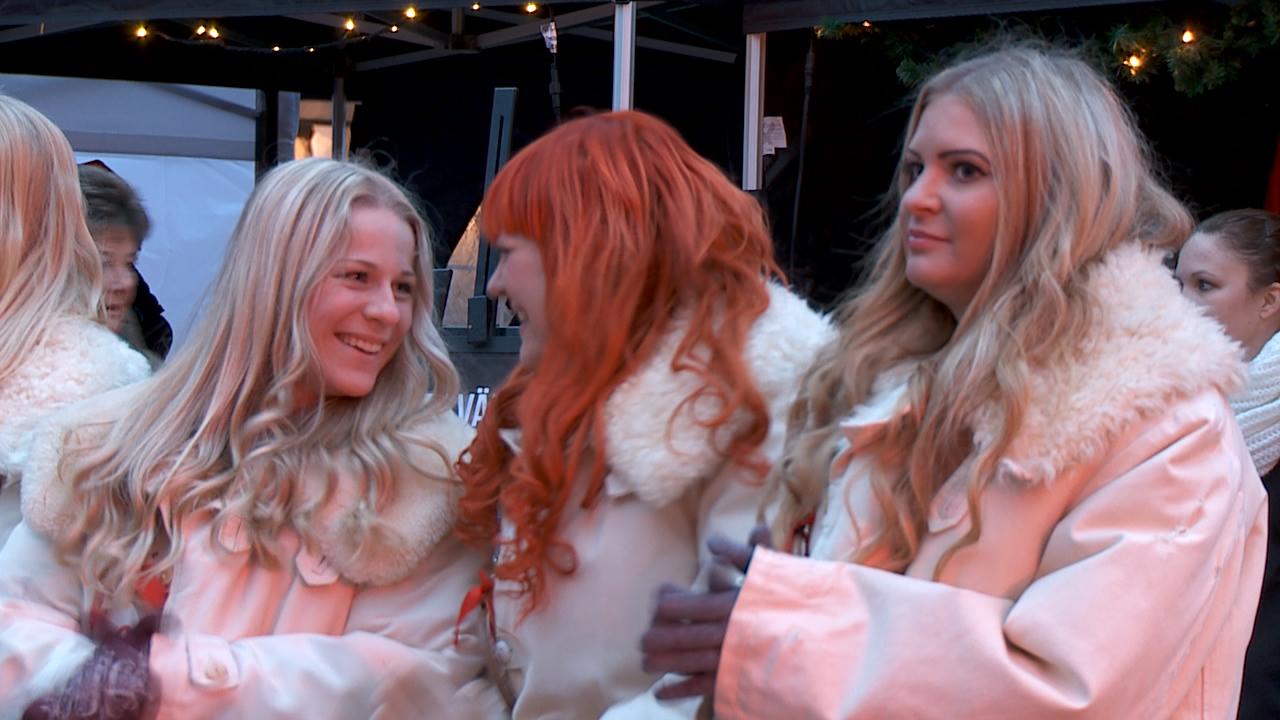 Värmlands Lucia 2014 - Skyltsöndagen