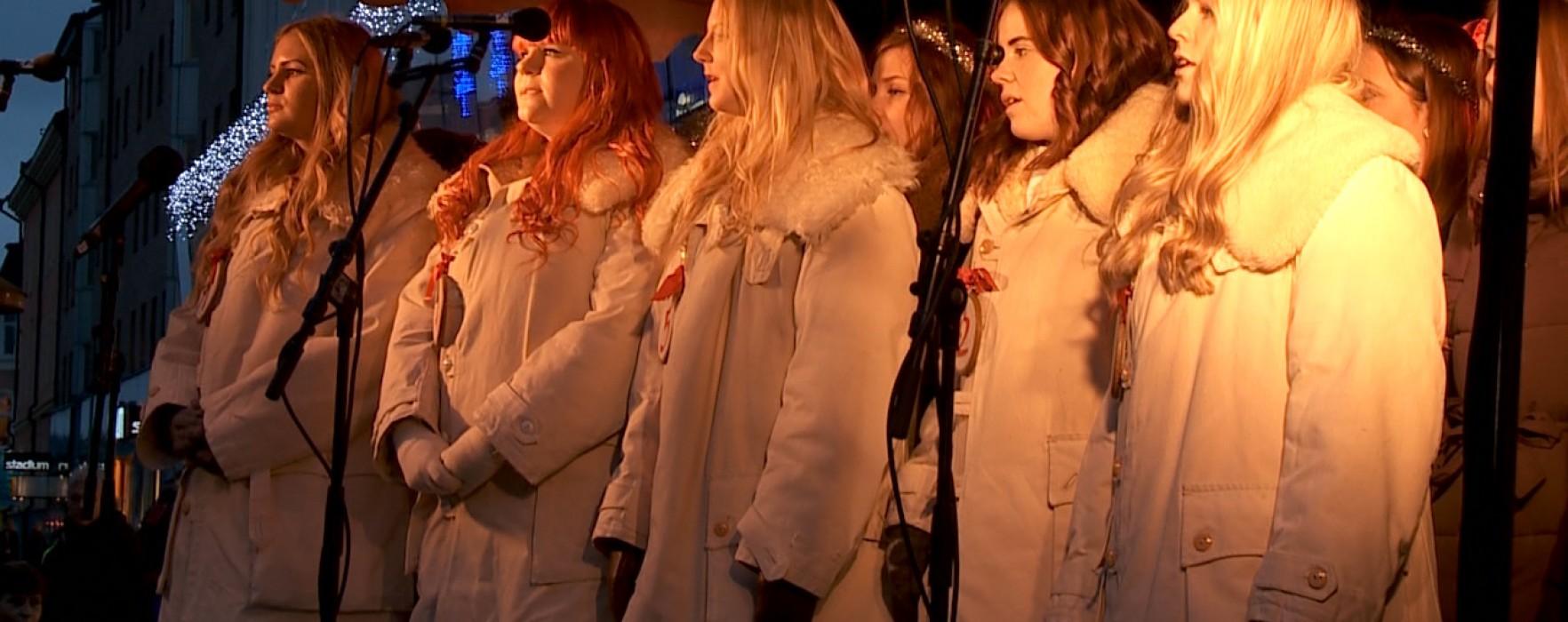 Värmlands Lucia 2014 – Skyltsöndagen
