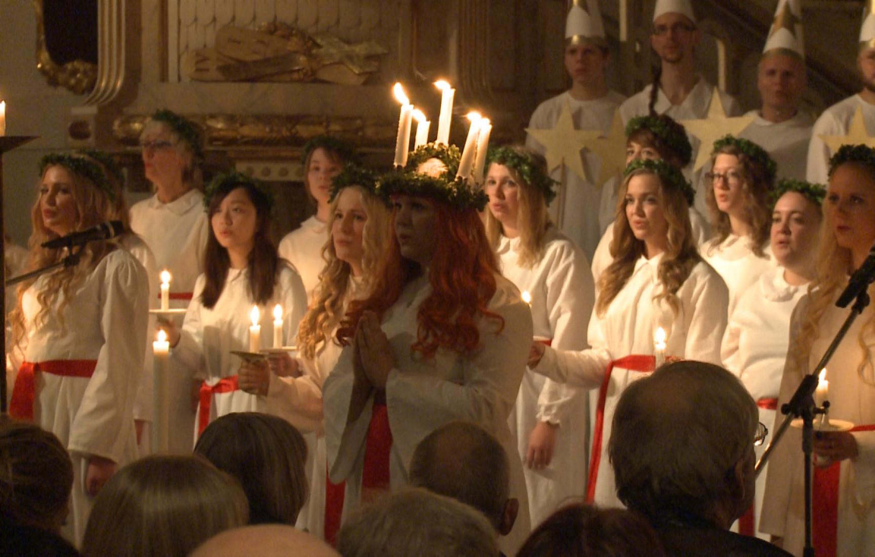 Värmlands Lucia 2014 – Konserten