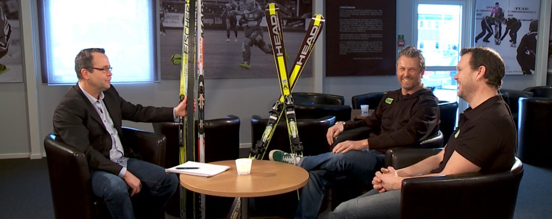 Glimt Sport – Mika Gustafsson och Thobias Fredriksson