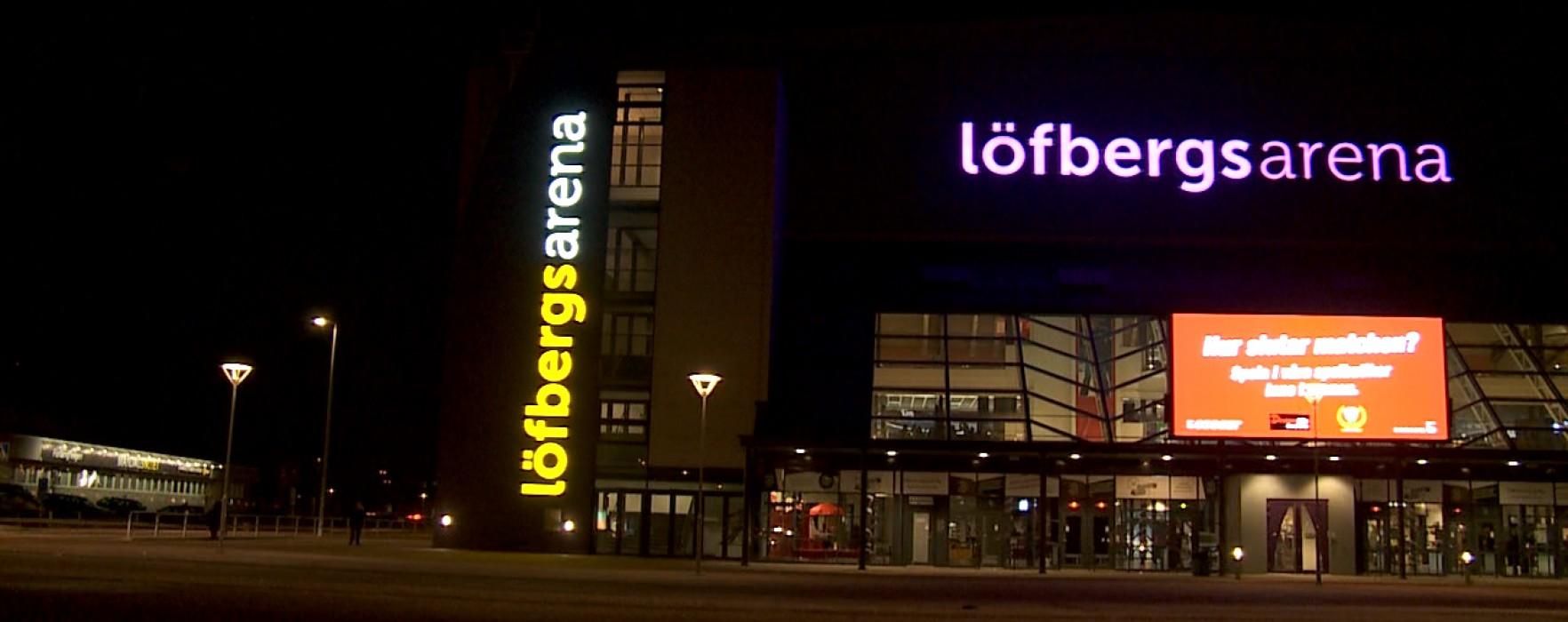 GLIMT HOCKEY Färjestad-Brynäs 3 januari 2015