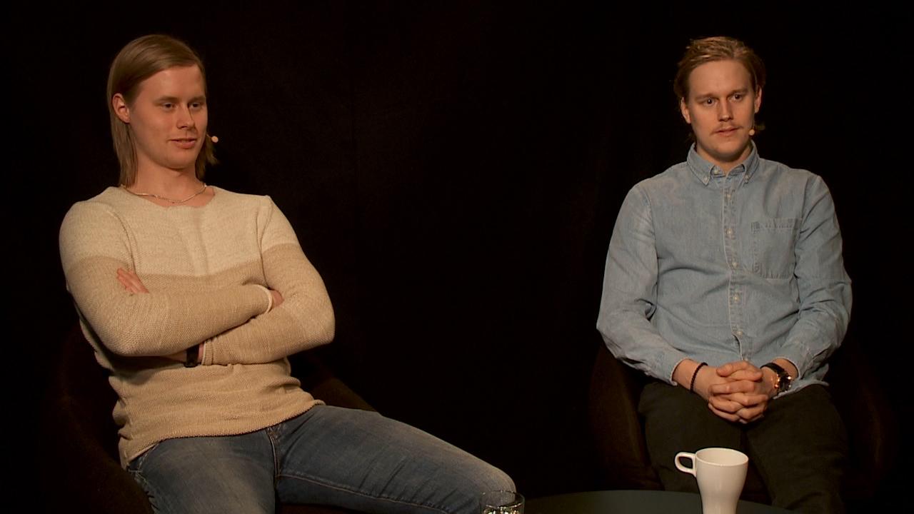 Adam och Tom Colling, Karlstads innebandy