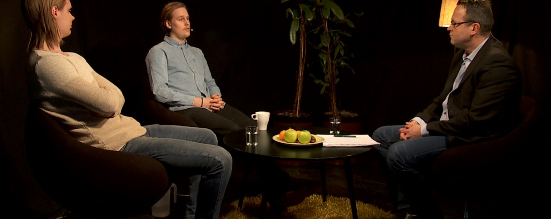 Glimt Sport – Adam och Tom Colling, Karlstads innebandy