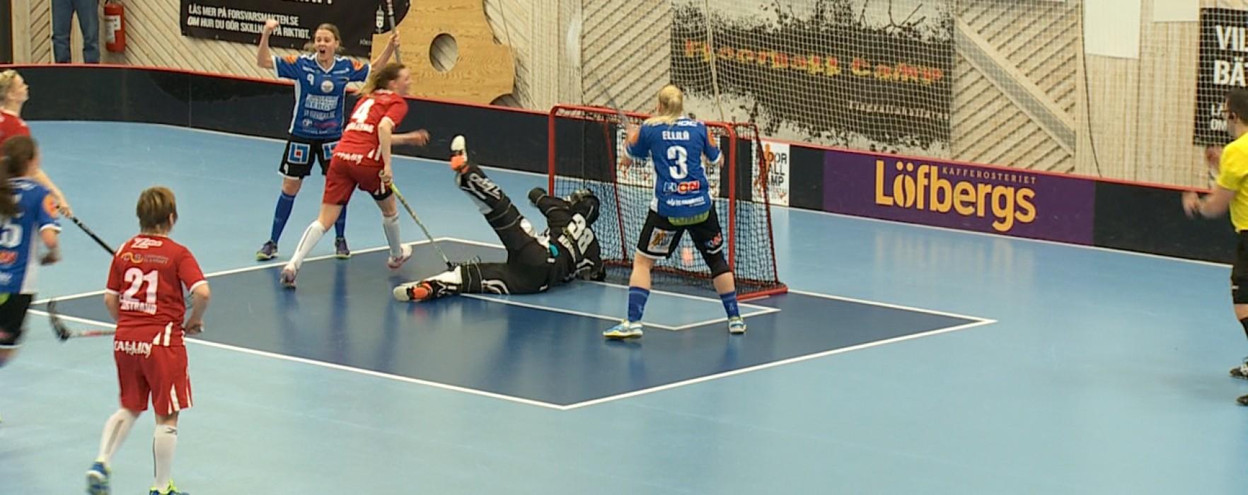 Glimt Sport – Karlstad IBF – Telge SIBK 21 februari 2015