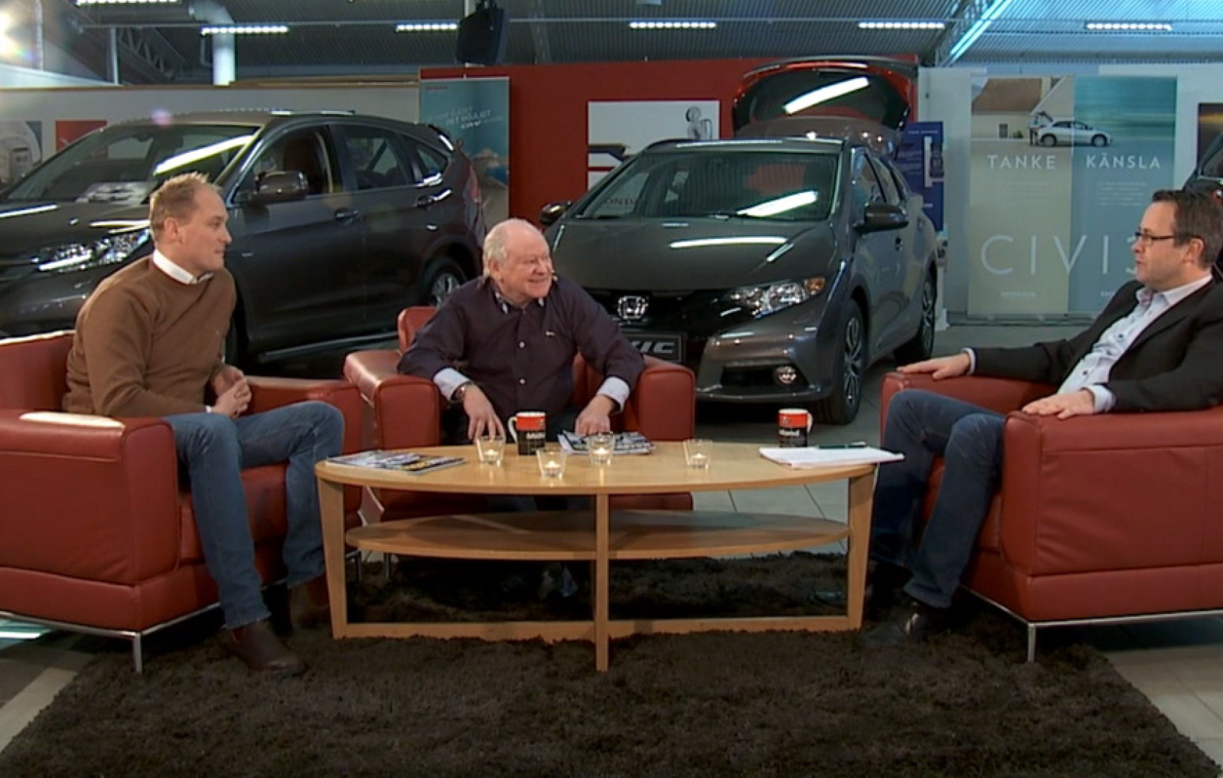 Glimt Sport – Rallyspecial