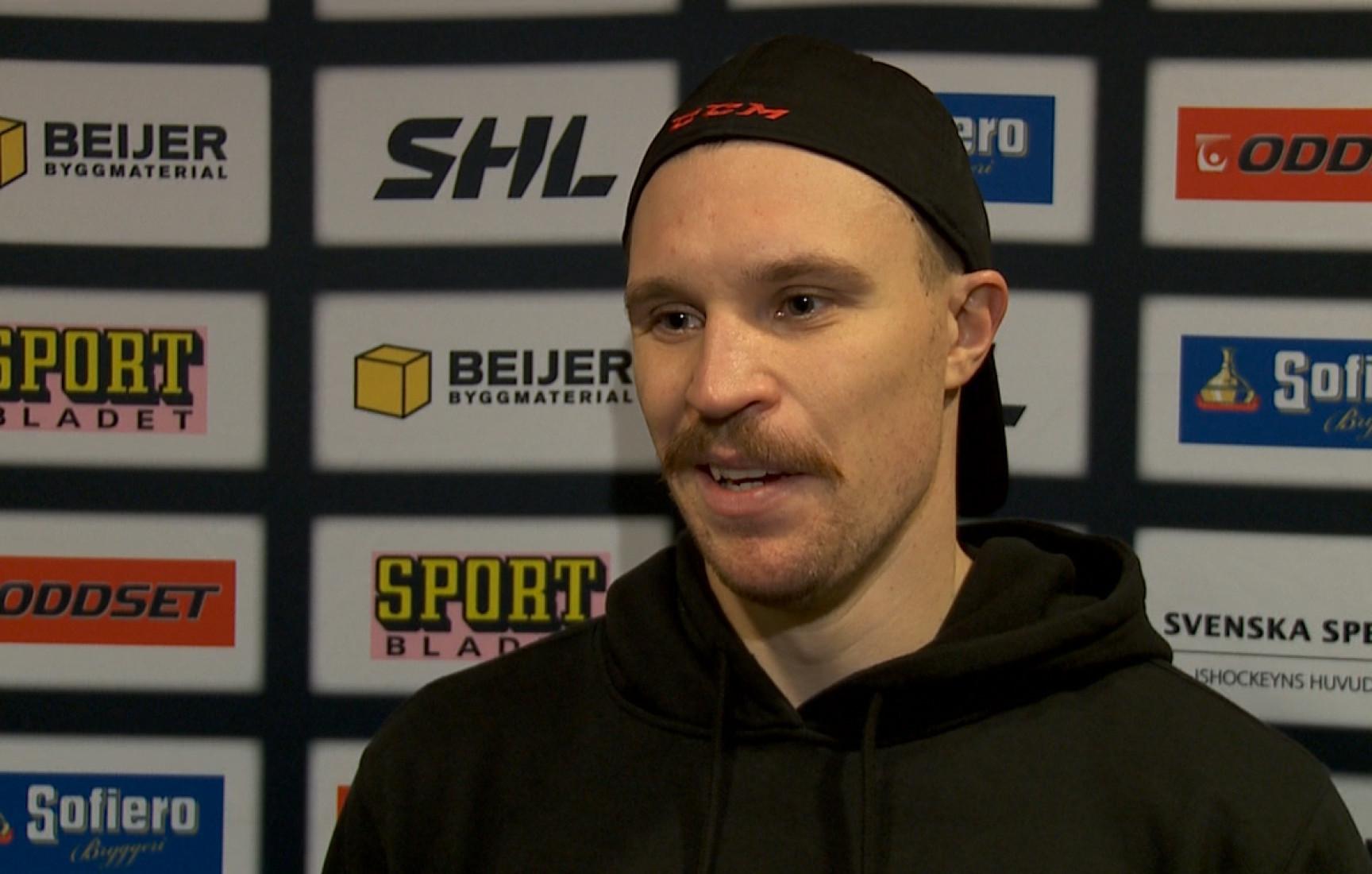 Glimt Hockey Färjestad-Luleå 3 mars