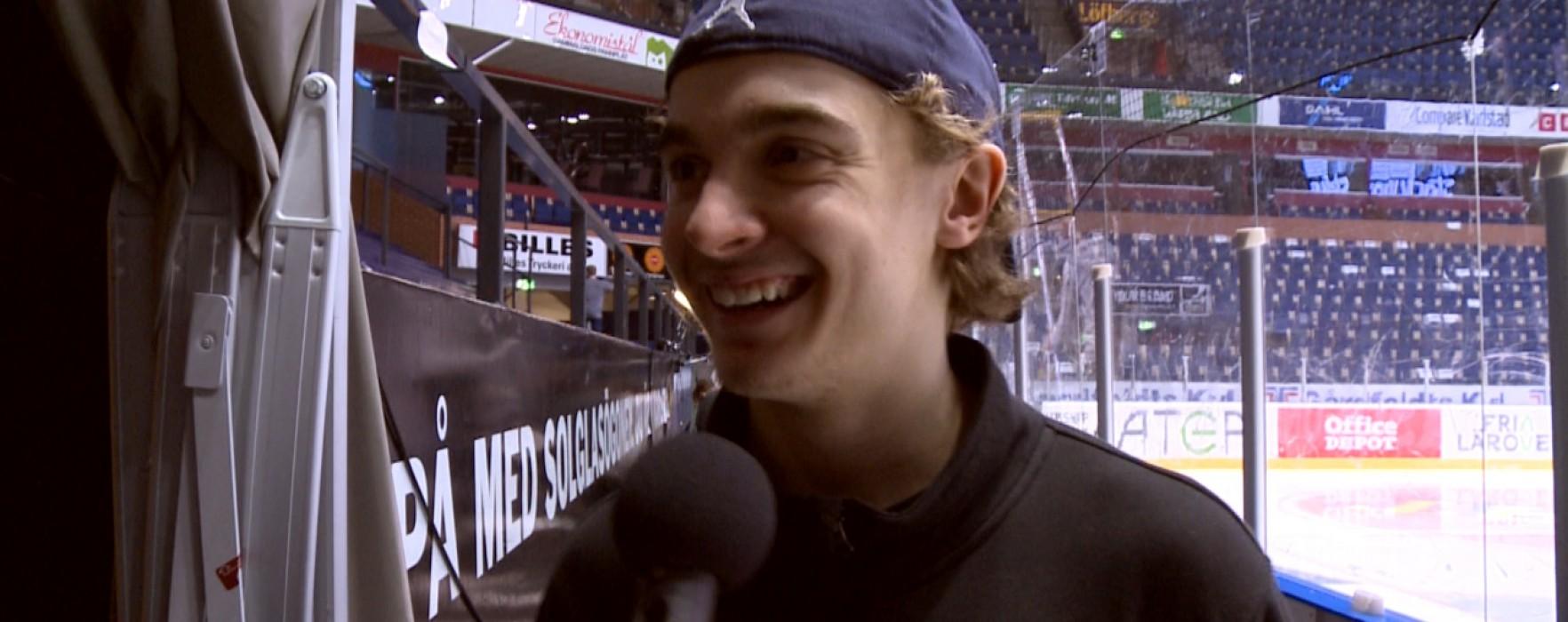 Glimt Hockey Färjestad-Brynäs 7 mars