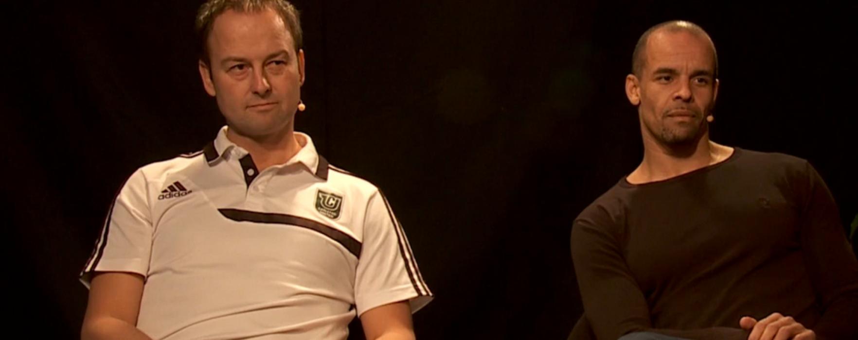 Glimt Sport – Jonas Rehnberg och Paul Olausson