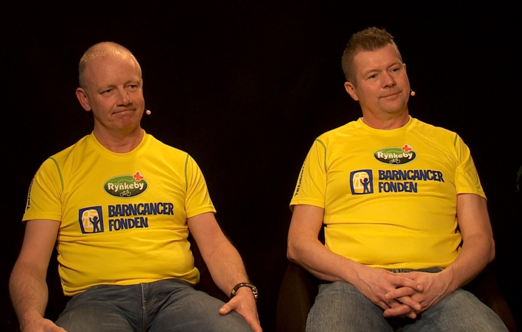 Glimt – Team Rynkeby och Reprostugan