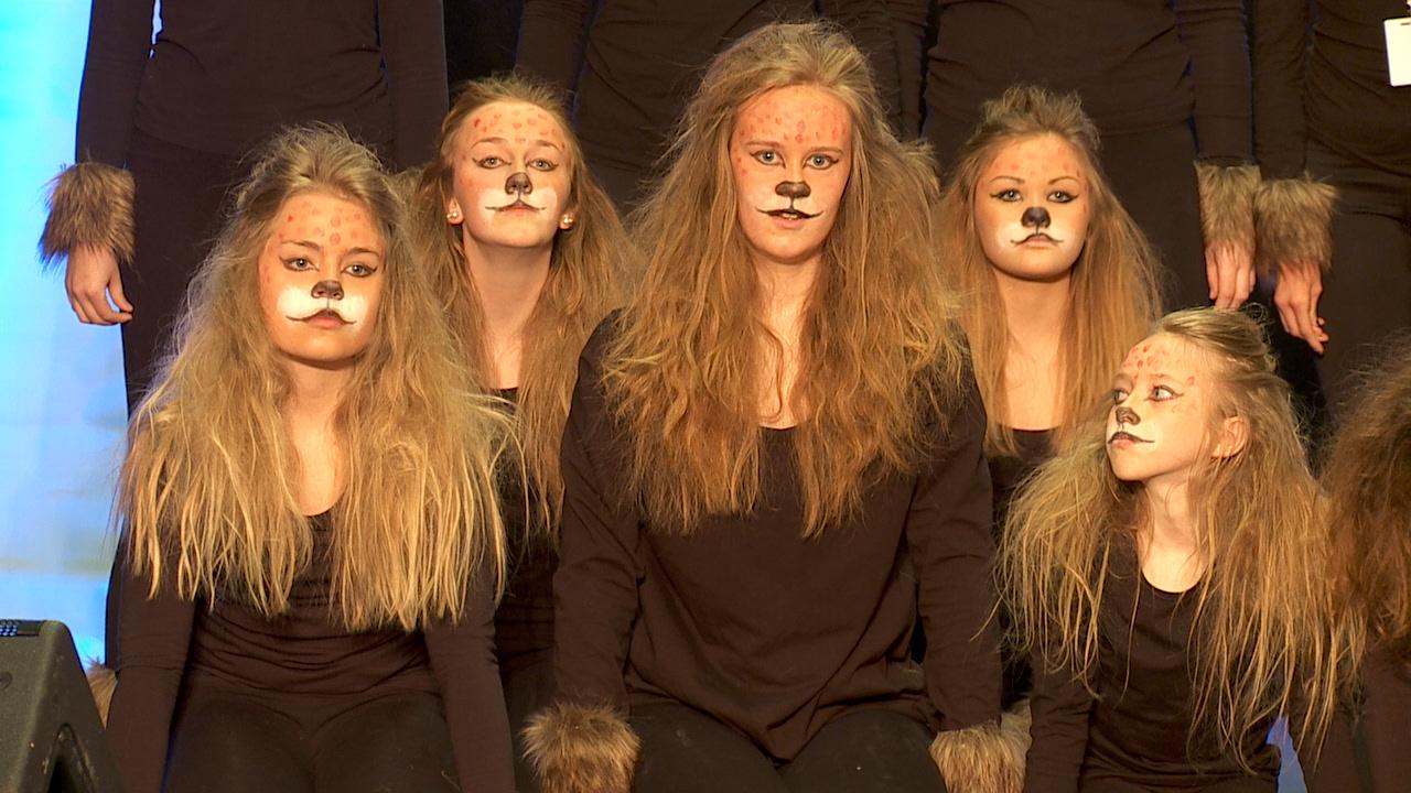 Barnmässan Special – Lejonkungen med Kils musikskola
