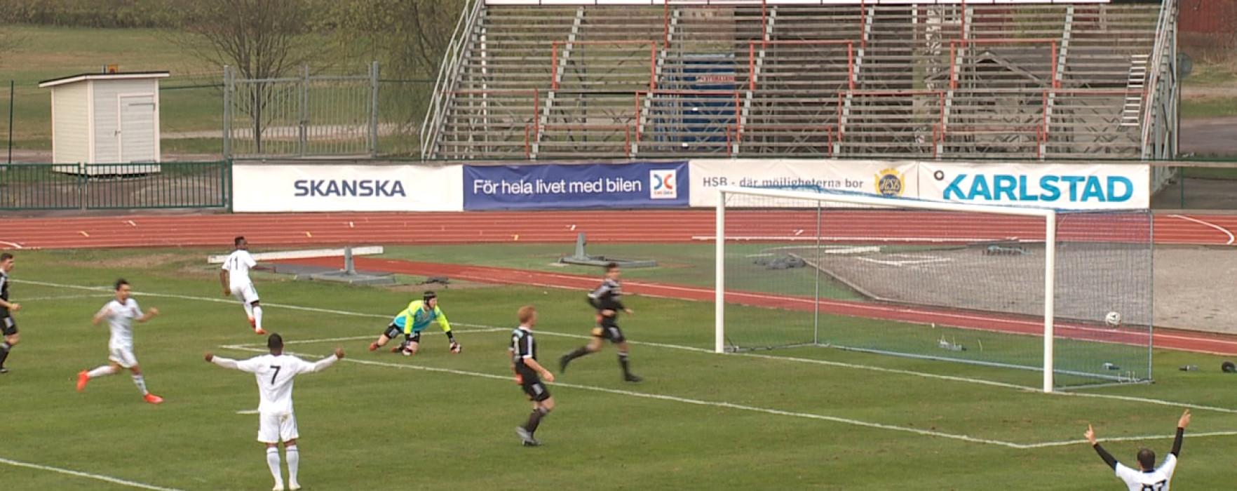 Glimt Sport – Carlstad United-Södertälje FK