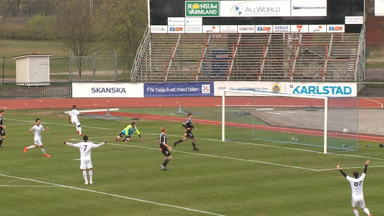 Carlstad United-Södertälje FK