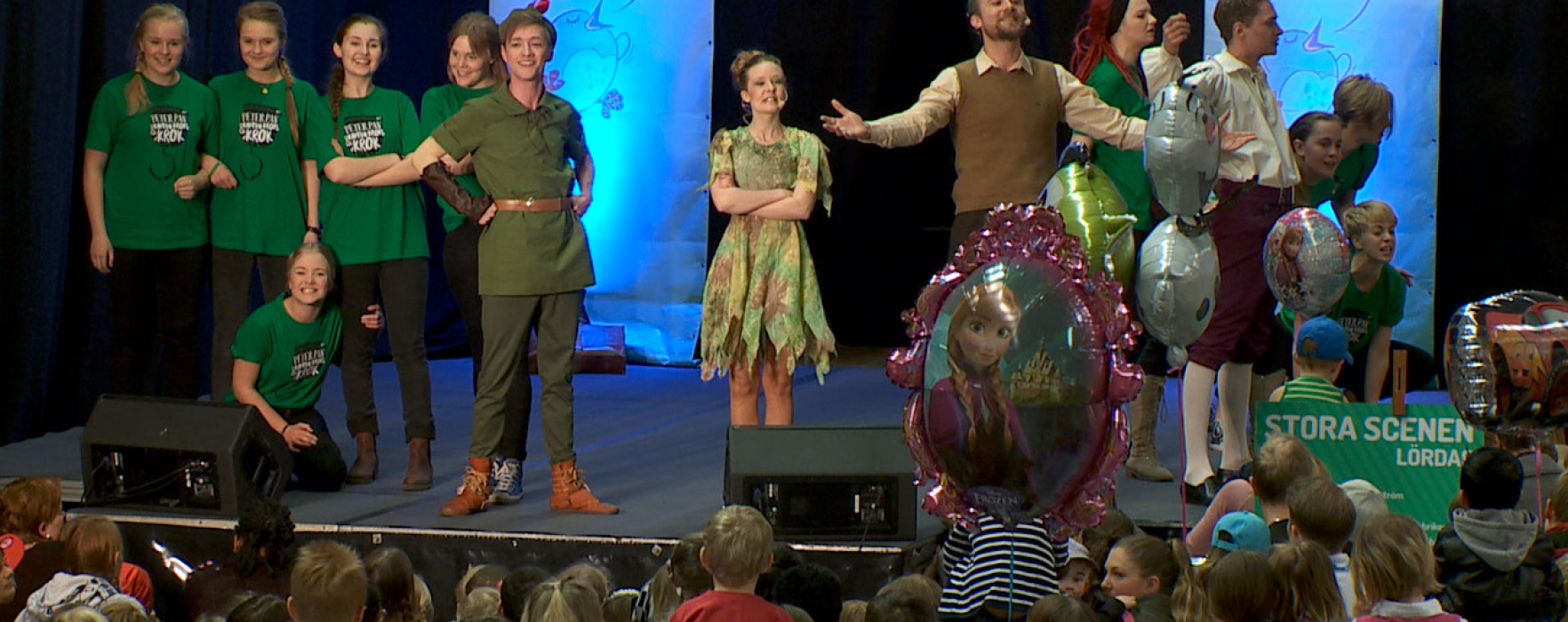 Glimt Barnmässan Special – Peter Pan