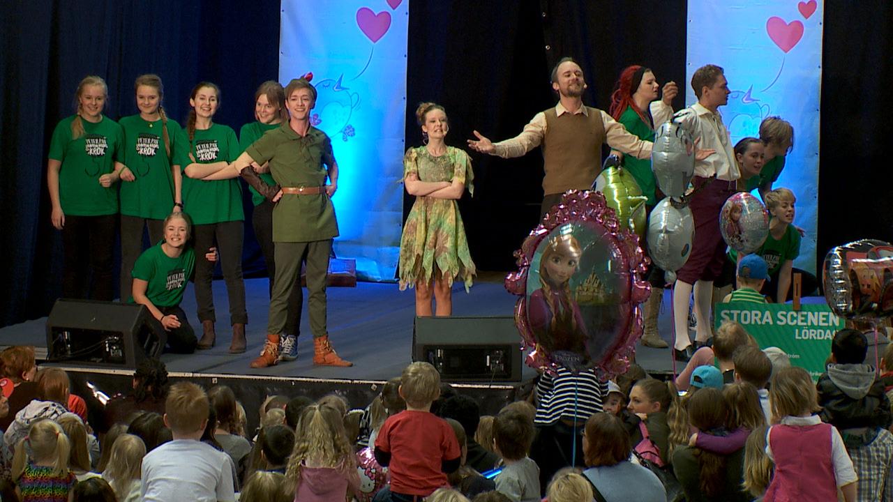 Barnmässan Special – Peter Pan
