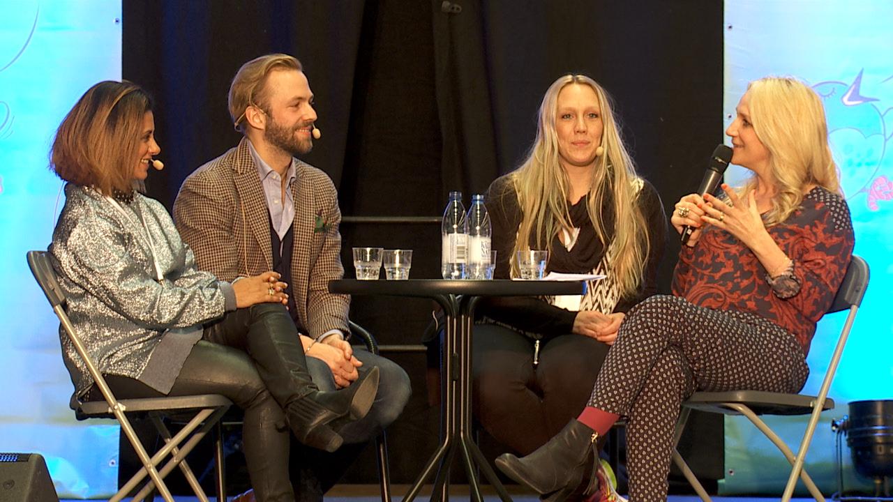 Snick Snack - Anitha Schulman, Ann Söderlund, Manne Forssberg och Madeleine Ilmrud