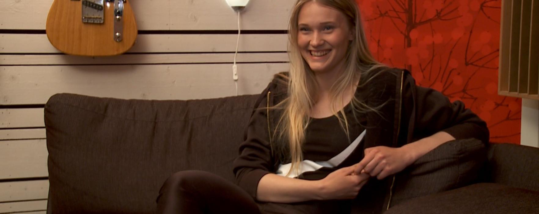 Glimt – Alexandra Kjellberg