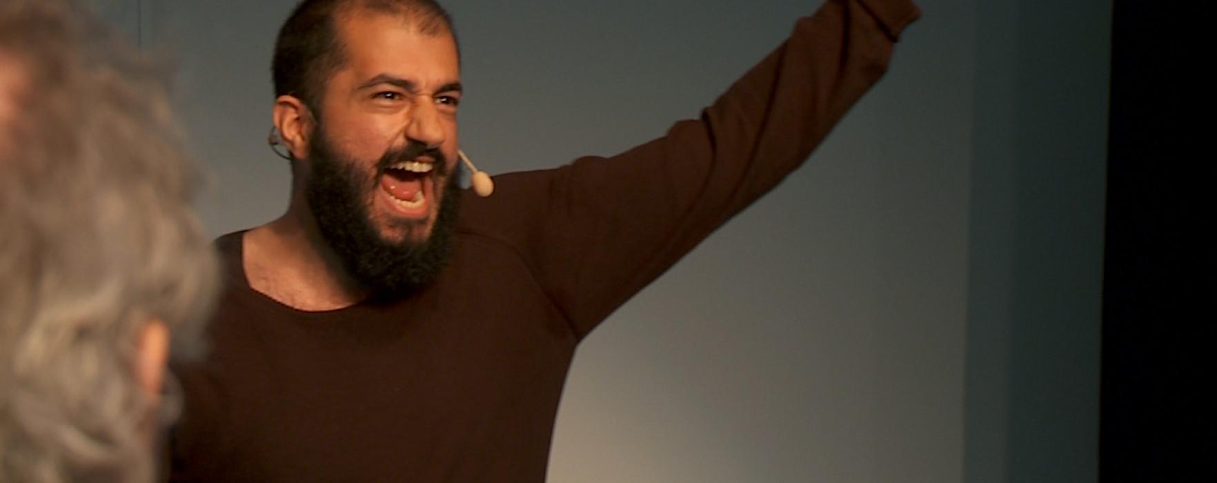 Glimt – Milad Mohammadi på Expand 2014