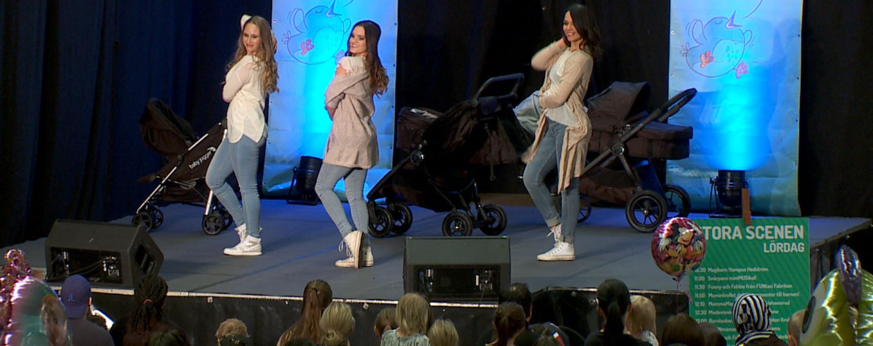 Glimt Barnmässan Special – Mode- och barnvagnsshow