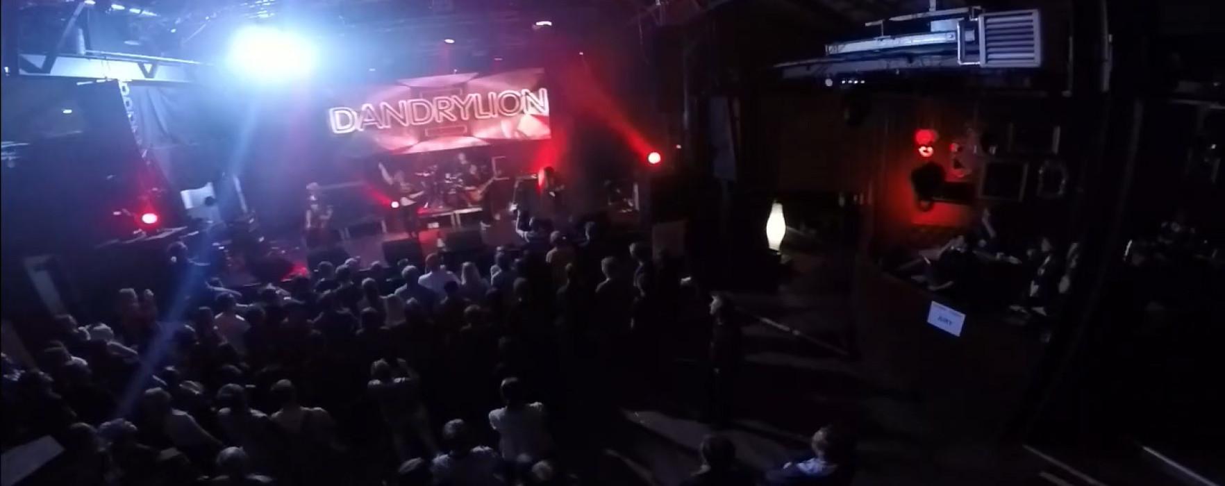 Glimt – Dandrylion på Livekarusellen