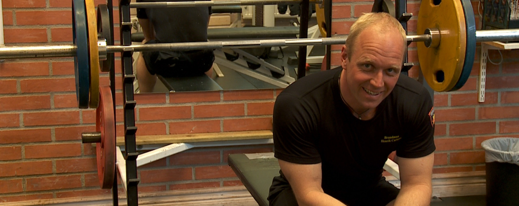 Glimt Sport – Henrik Carlsson, World Police and Fire Games