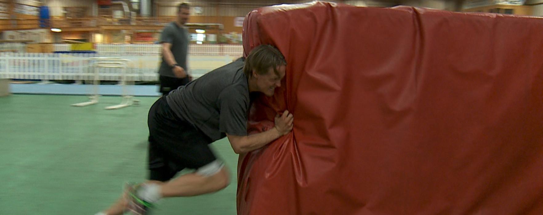 Glimt Sport – Färjestads sommarträning