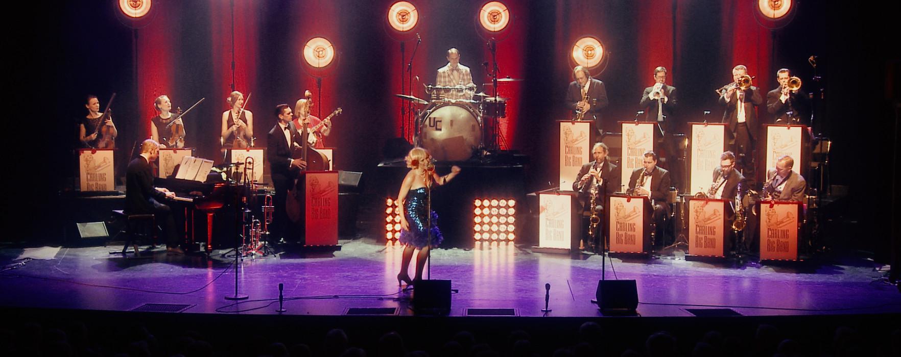 Glimt Värmland – Gunhild Carlings otroliga jazzvarité