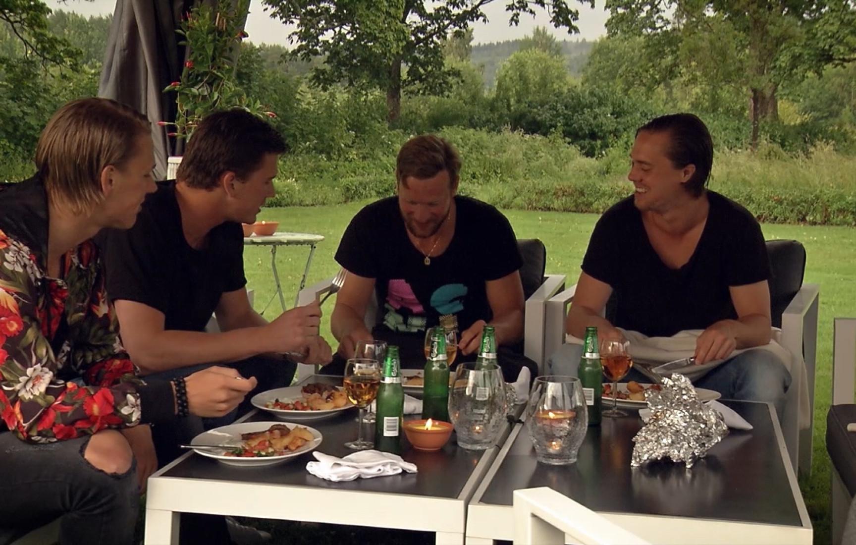 Middag för 4 – Peter Samuelsson, Degerfors IF