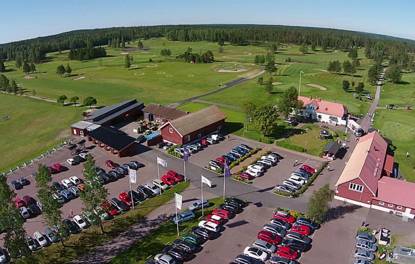 Glimt Sport – Femdagarsgolf, finaldagen 2015