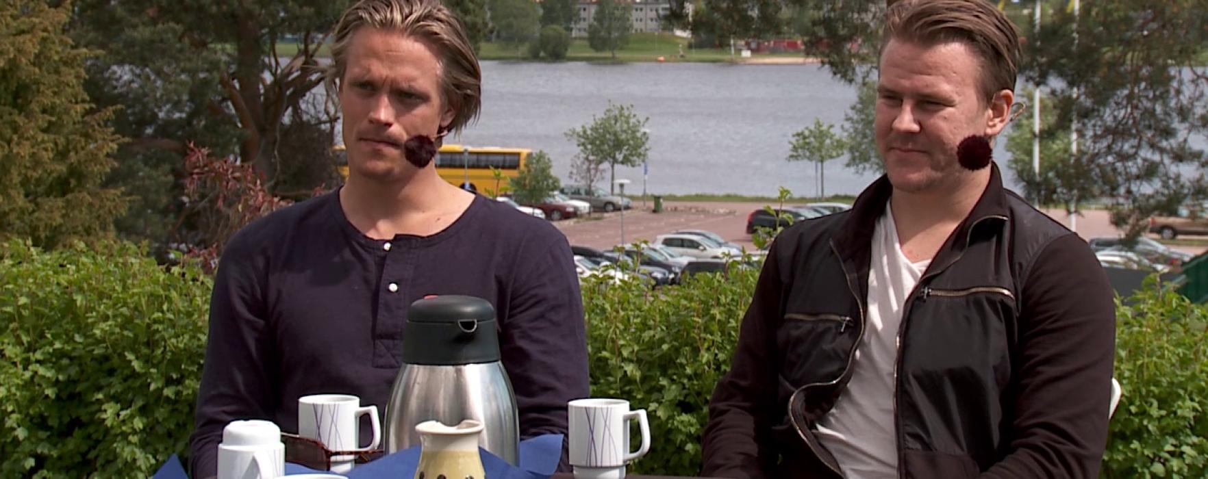 Glimt Sport – Magnus Nygren och Mikael Johansson