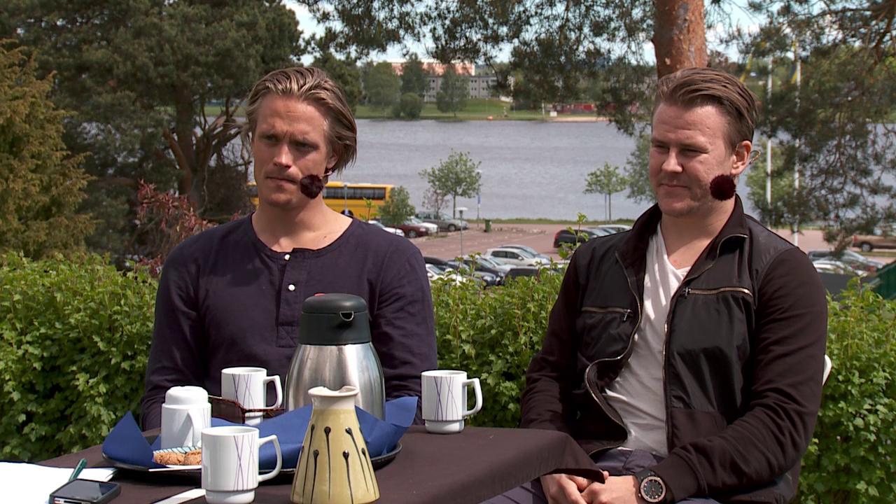 Glimt Sport - Magnus Nygren och Mikael Johansson