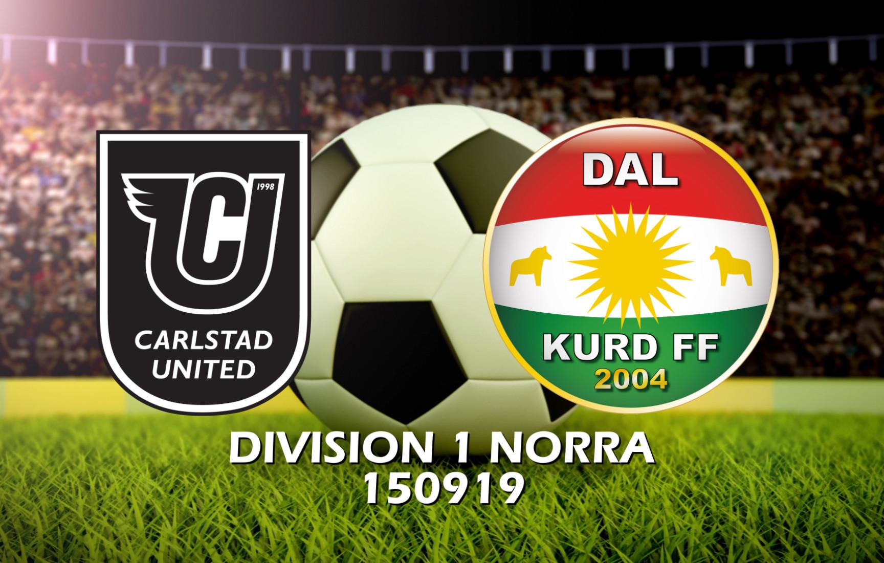 Carlstad United – Dalkurd FF