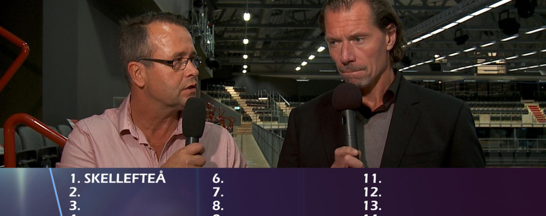 Glimt Sport – Eftersnack Örebro-Färjestad