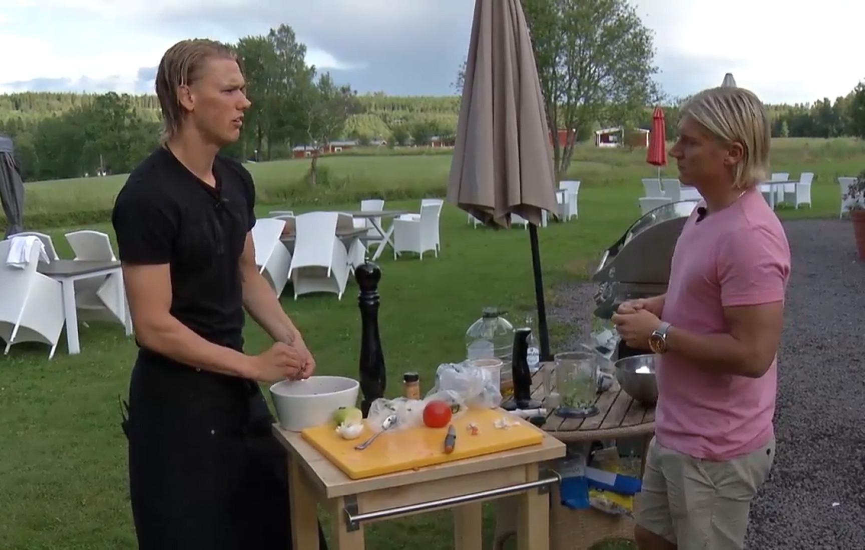 Middag för 4 – Hampus Zackrisson, Degerfors IF