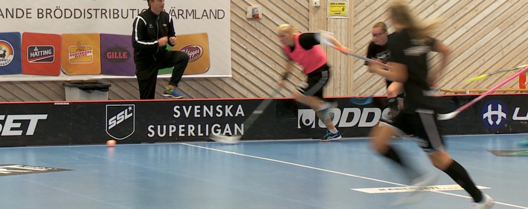 Glimt Sport – Karlstads Innebandy inför SSL