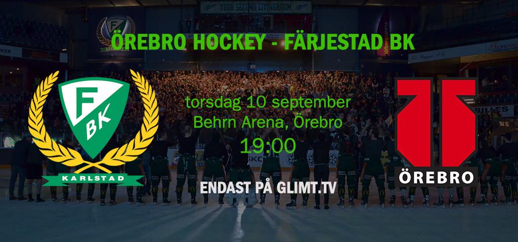 FBK Live i Örebro 10/9