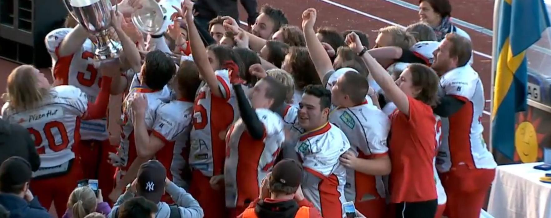 U19 SM-Final – Crusaders mot Predators – se hela matchen