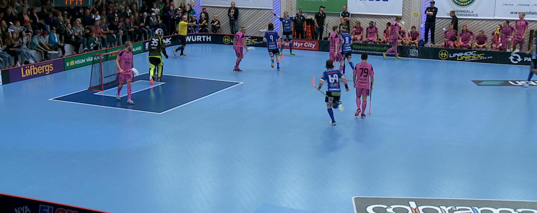 GLIMT Sport – Sammandrag Karlstad-Falun i SSL