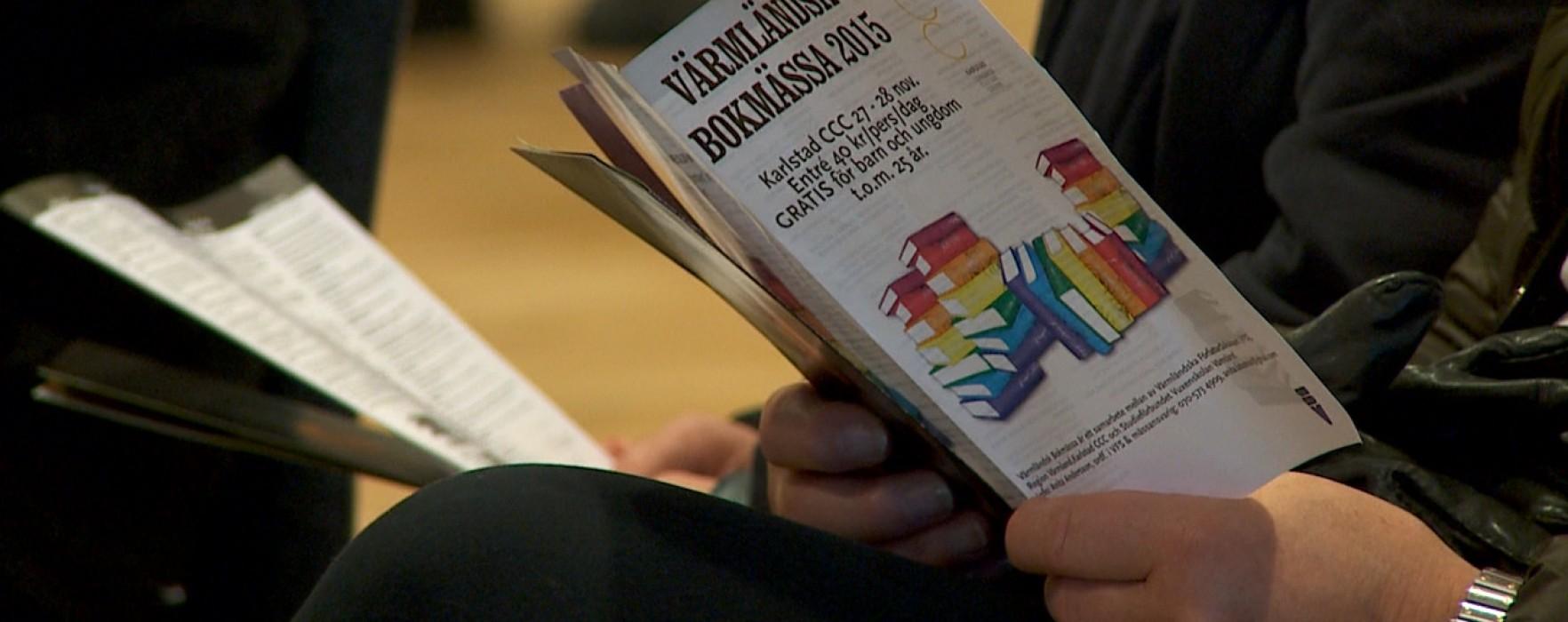 Värmländsk bokmässa 2015