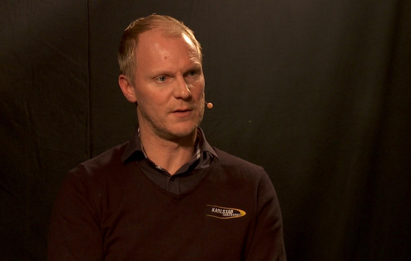 Glimt Sport – Michael Bergqvist, Karlstad IBF