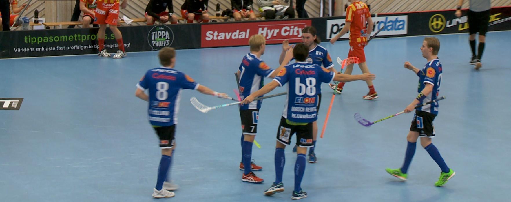 Glimt Sport, SSL Sammandrag Karlstad IBF – FC Helsingborg